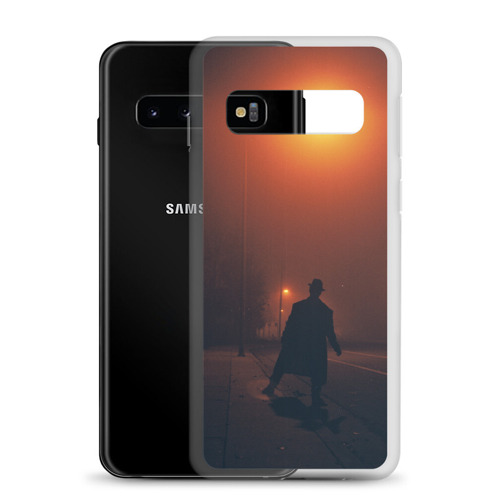 Samsung Case Silhouette Gangster