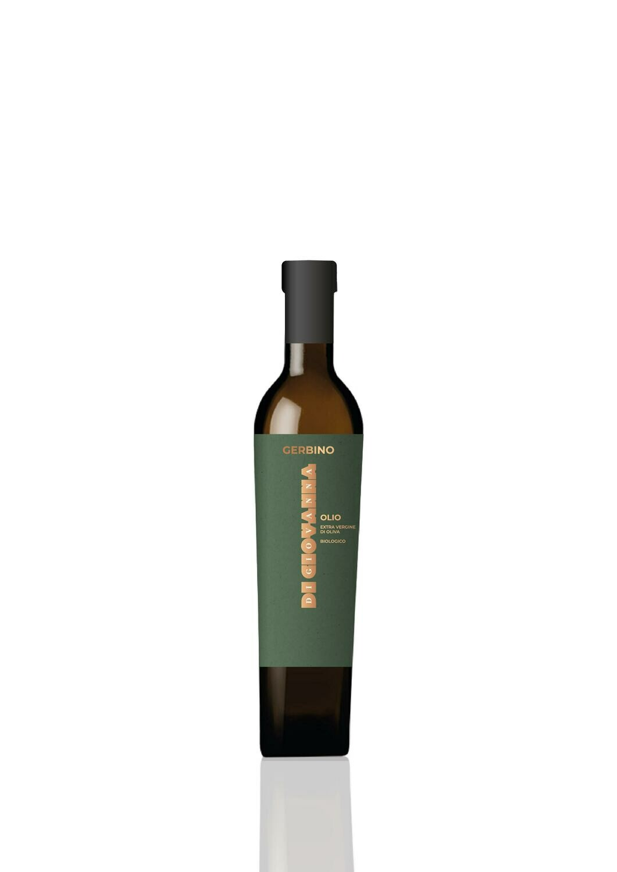 Di Giovanna 'Gerbino' Extra Virgin Olive Oil, 2019 Harvest - 250 ml bottle