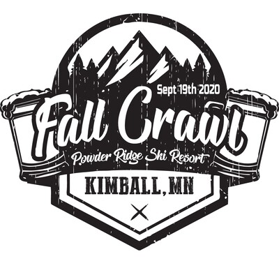 Fall Crawl - Designated Driver