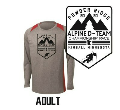 Championship Race -  Adult Long Sleeve Shirts