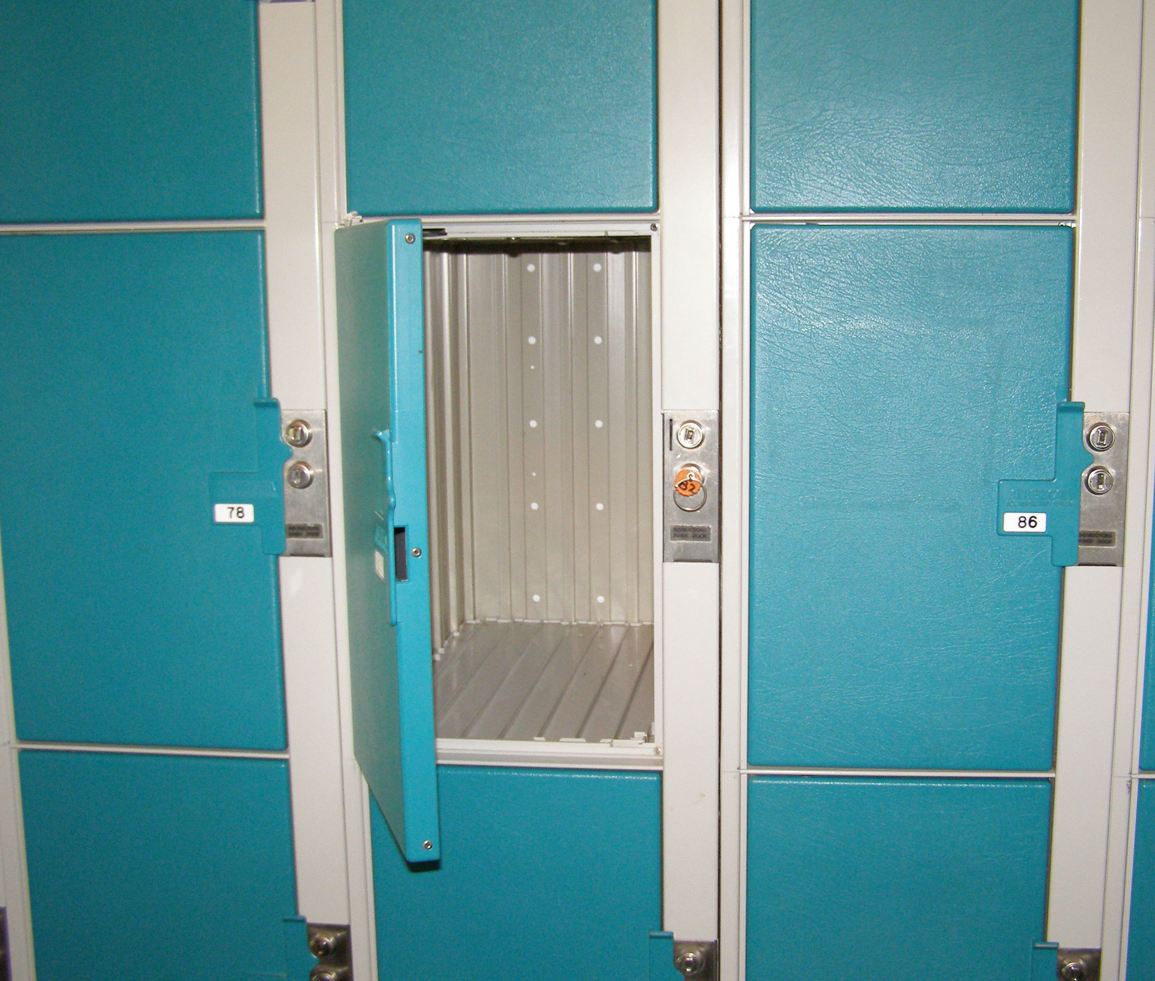 Small Locker Seasonal Rental 00074