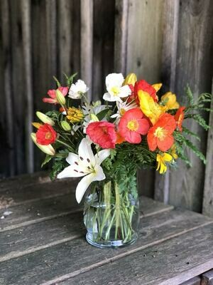 Mother's Day bouquet + 6 week flower share! PICK UP Option