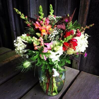 Early Summer 6-week Flower Share - PICK UP Option