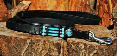 Kurzführer Indian River Dox Line blue Indianer Style