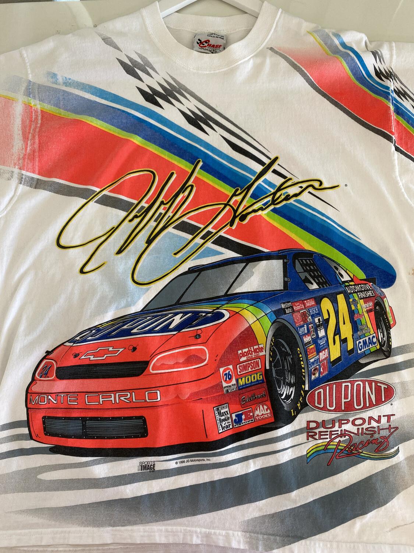 #24 Racing Tee. SIZE: XL