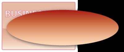 Ovaal 130x41 mm