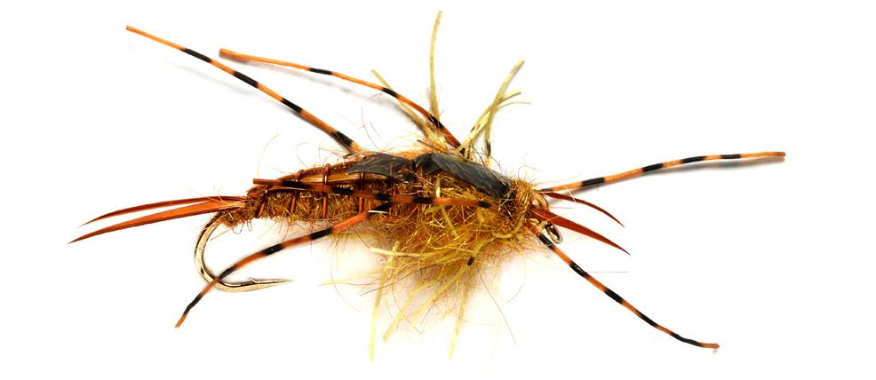 Nemec Stonefly Nymph - Golden