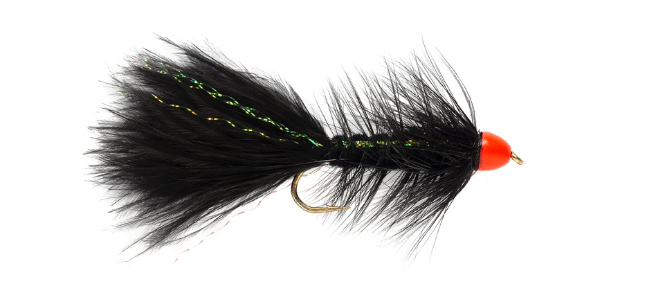 Hot Cone Woolly Bugger #6