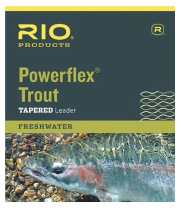 Rio Powerflex Leader 7.5Ft