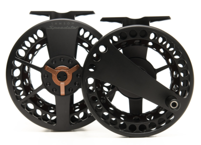Lamson Speedster Reels Black Edition