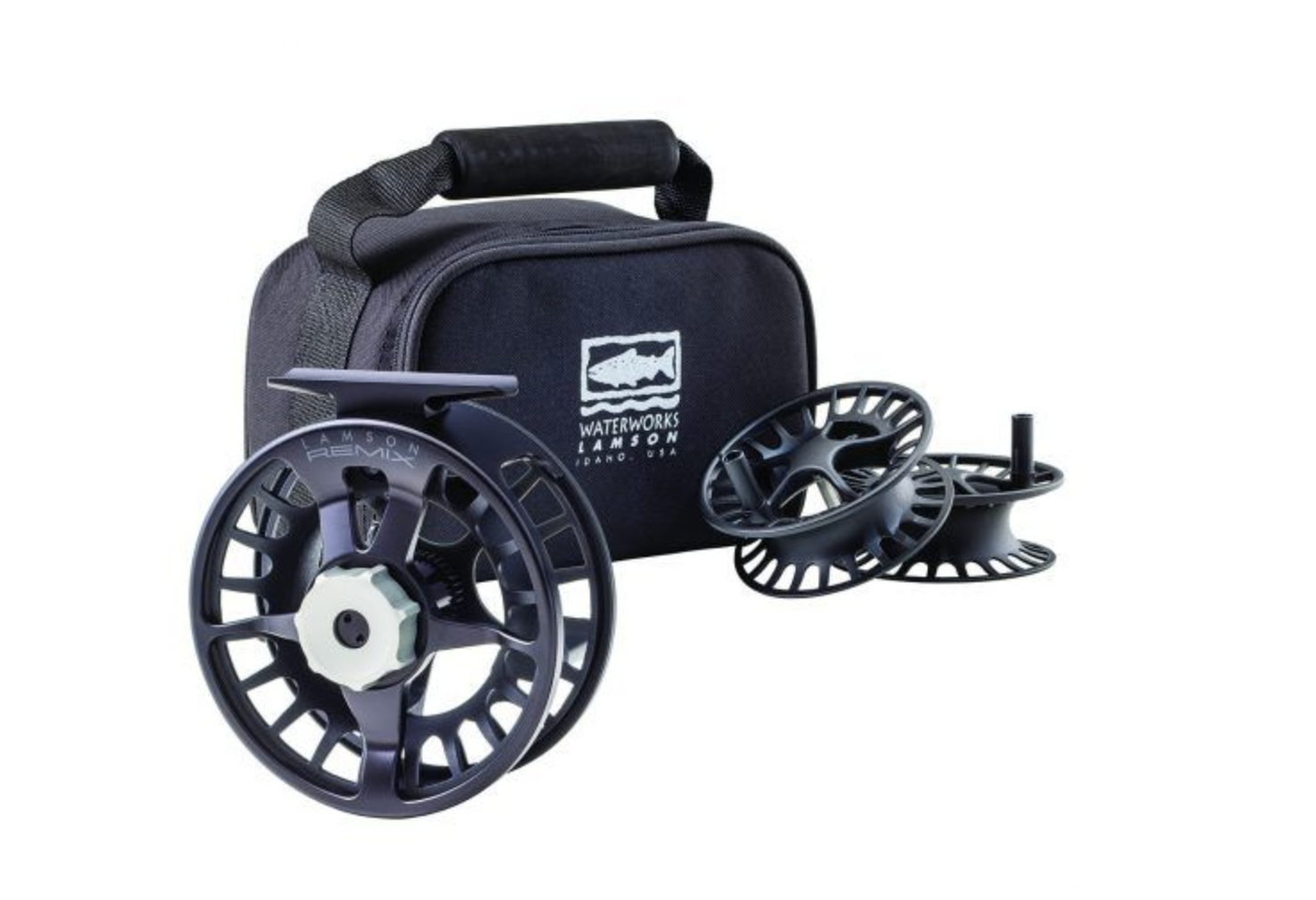Lamson Remix Reel 3Pack