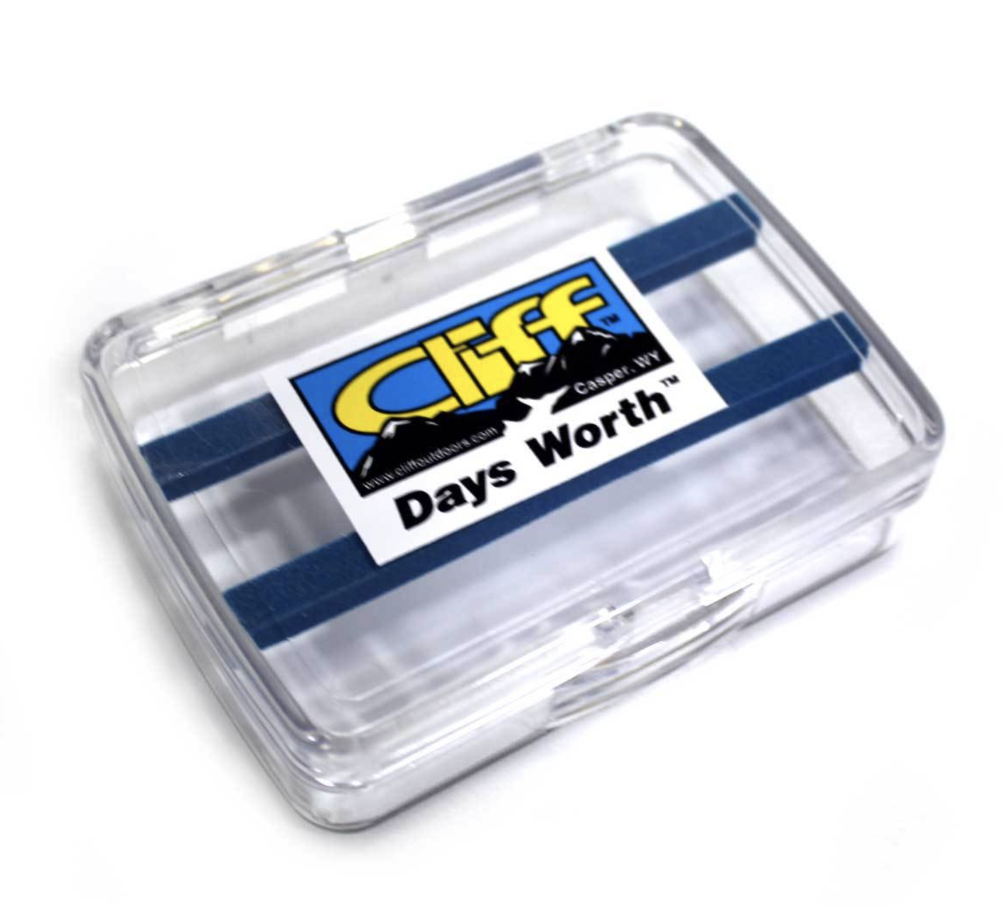 Cliff the Days Worth Fly Box