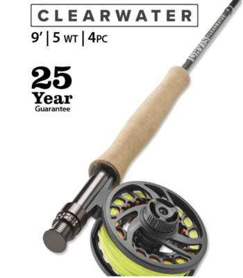 Orvis Clearwater Combo 9' #5
