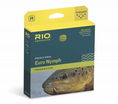Rio Euro-nymph line
