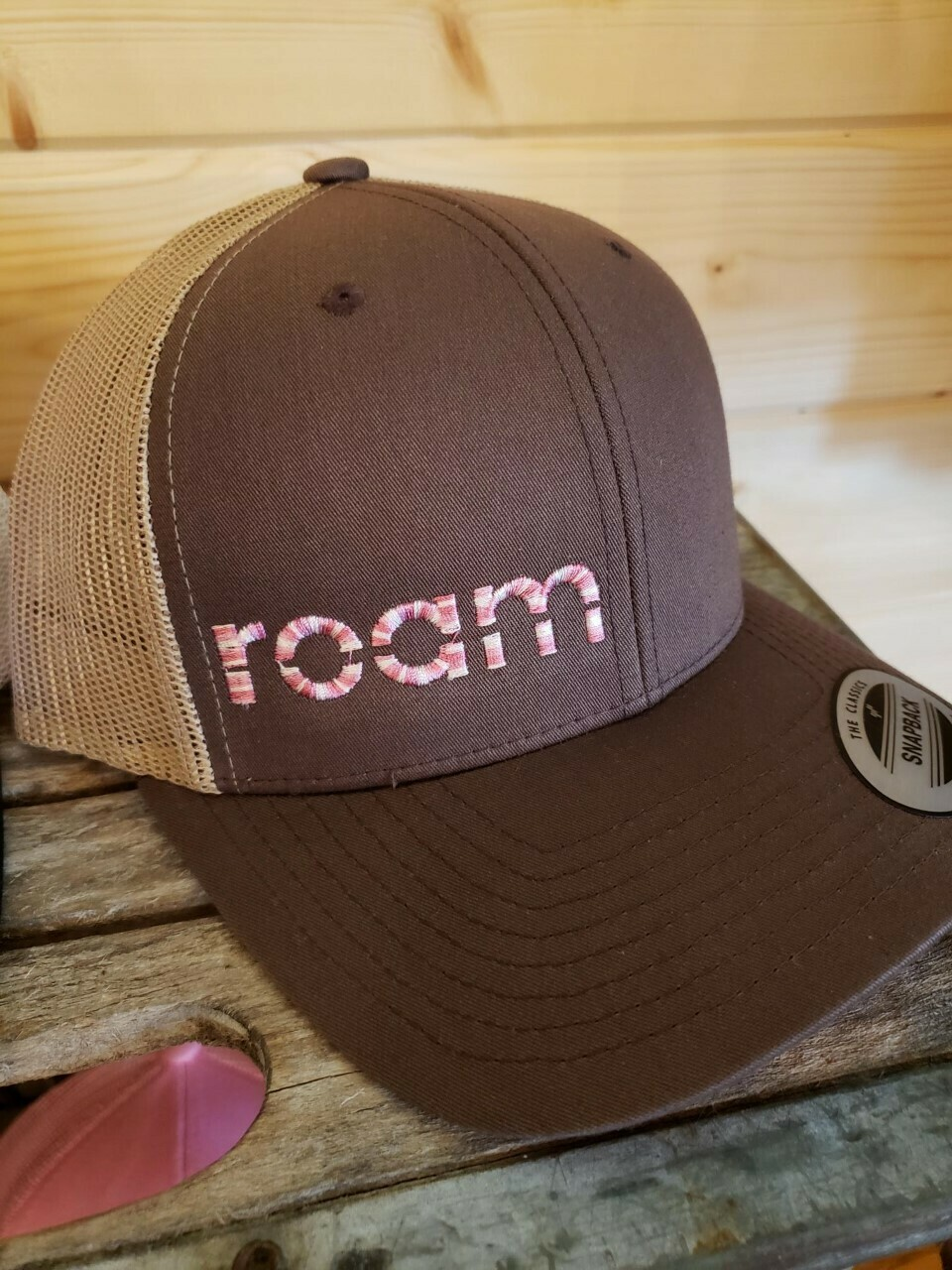 roam Retro Trucker