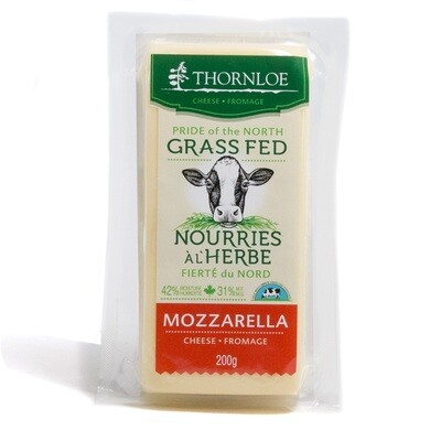 Mozzarella - Thornloe Cheese