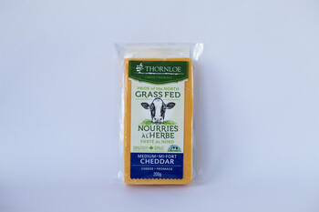 Medium Cheddar - Thornloe Cheese