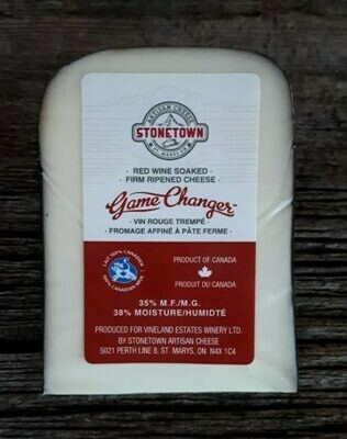 Red Game Changer - Stone Town Cheese