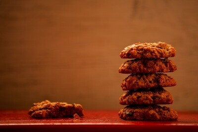 Oatmeal, Cranberry & Walnut Cookie - PKG of 6