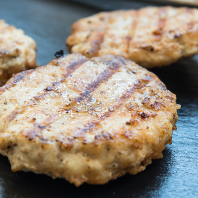 Chicken Burger - PKG of 4