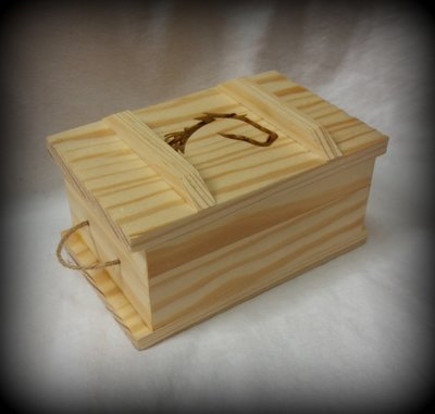 Packing Ammo Jewelry Box