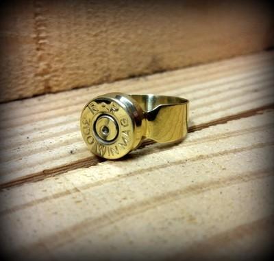 Bullet Casing Ring