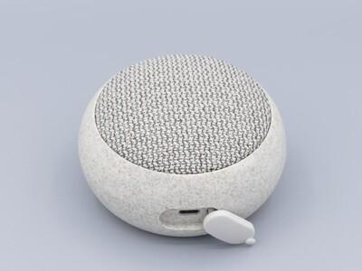 Bluetooth Speaker  care ( -35% Kunststoff)