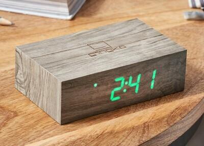 Uhren/Wecker Holz