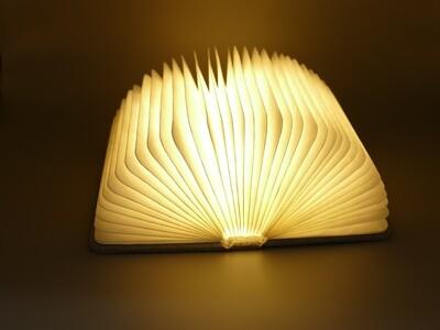 Lichtbücher klein