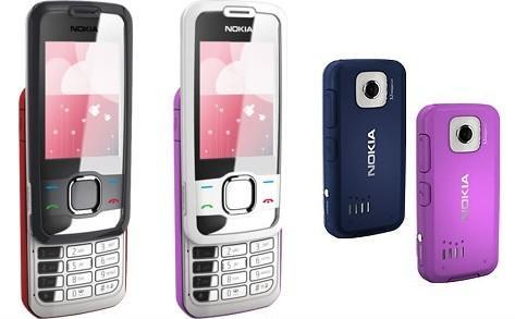 Nokia 7610 Supernova Unlocked GSM Cell - Authentic