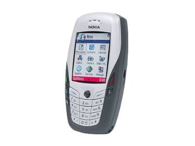 Nokia 6600 Unlocked GSM TriBand Smartphone - Authentic