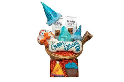 Birthday Boy Basket