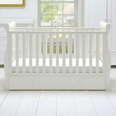 East Coast Nursery Cleaner Sleep Micro Pocket Spring Cotbed Mattress