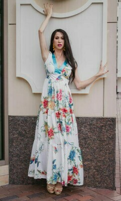 Dumi Maxi Dress