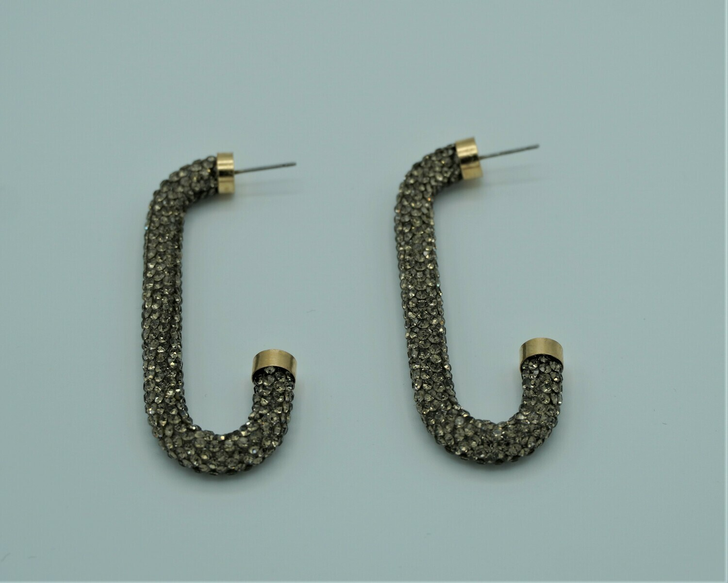 Hook Diamante Earring