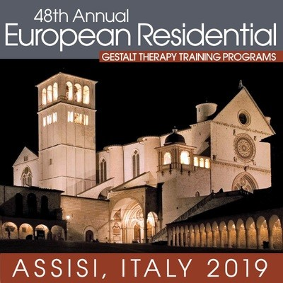 Summer Residential - Gestalt Therapy Training