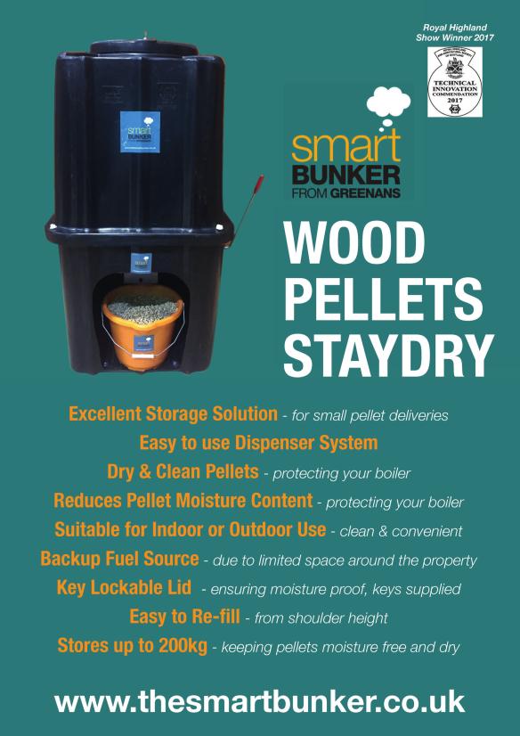 Wood Pellets Storage Solution