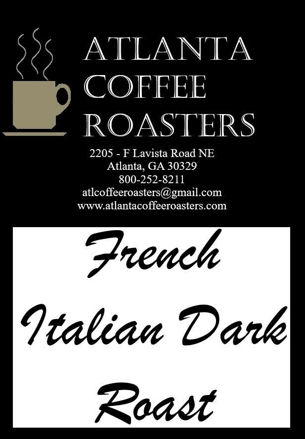 French Italian Dark Roast - Espresso Blend