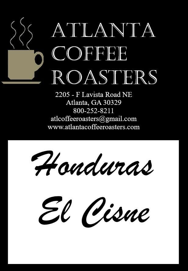 """Honduras El Cisne """"Blonde Swan"""" - 400 Roast """"Blonde"""""""