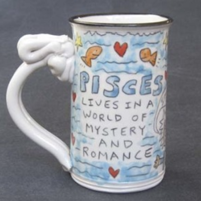 Pisces Astrological Mug