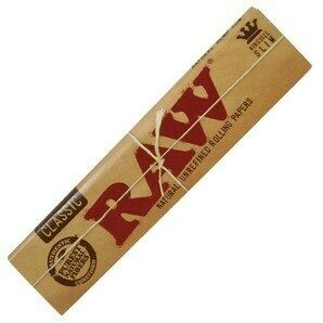 RAW Kingsize Slim Papers