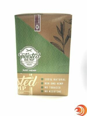Twisted Hemp Wraps - Just Hemp