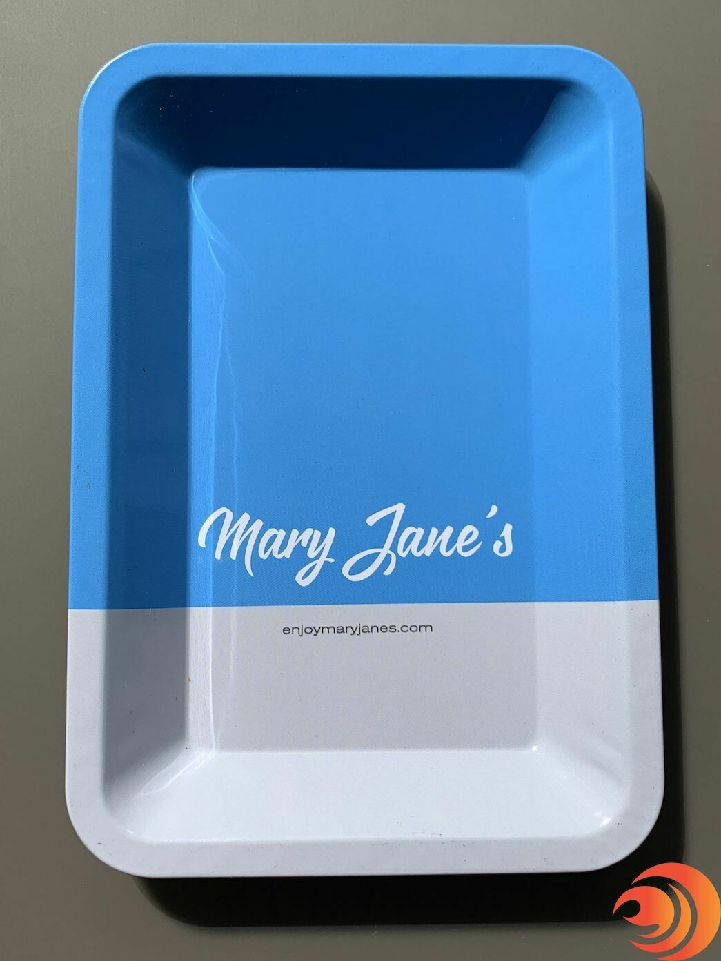 Mary Jane's Rolling Tray