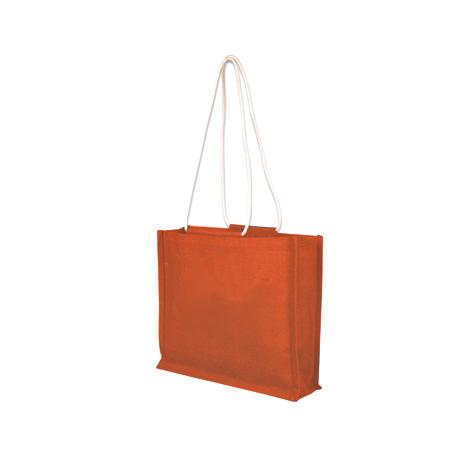 Jute Shopping tote with Rope Handle (Price for 50 pcs)