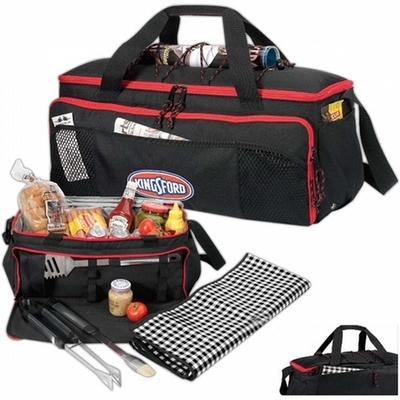 Barbecue Cooler Kit  - 12 pcs Total