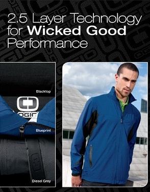 OGIO® - Wicked Weight Full-Zip Jacket.