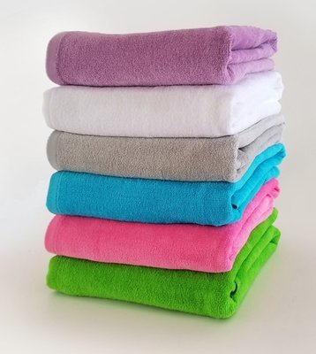 28x58 Super Economy Light Weight Terry Velour 100% Cotton. Imported.
