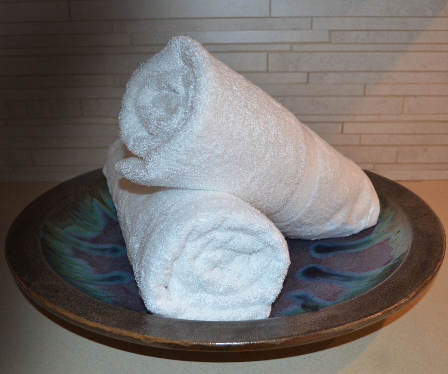 30x52 Paris Collection Bath Towels 15.0 lbs per dz weight.  80% modal, 20% cotton Imported.