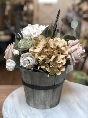 Flower Bucket no. 105