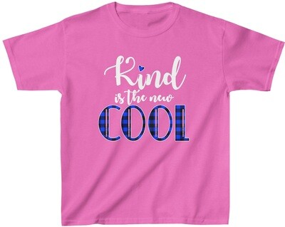 Kind Is The New Cool - Youth Crew Neck